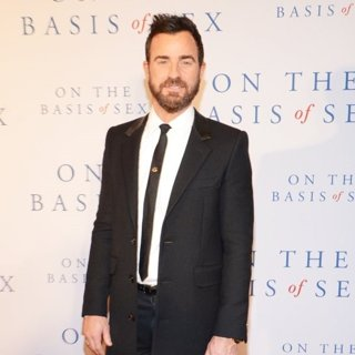Justin Theroux in On the Basis of Sex Washington D.C. Premiere - Arrivals