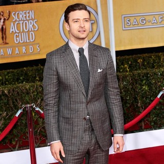 Justin Timberlake in 19th Annual Screen Actors Guild Awards - Arrivals
