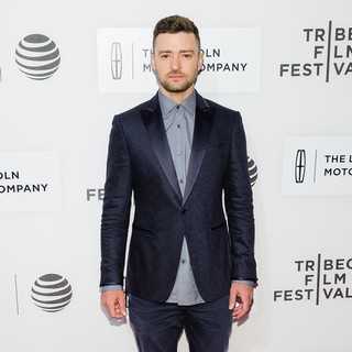 Justin Timberlake in 2016 Tribeca Film Festival - The Devil and the Deep Blue Sea Premiere