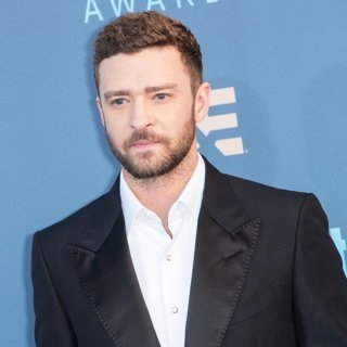 Justin Timberlake in The 22nd Annual Critics' Choice Awards - Arrivals