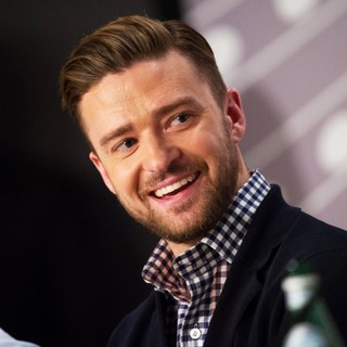 Justin Timberlake - The Inside Llewyn Davis Press Conference - During The 66th Annual Cannes Film Festival