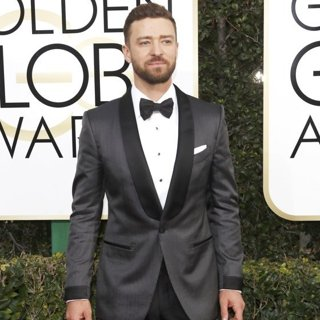 Justin Timberlake in 74th Golden Globe Awards - Arrivals