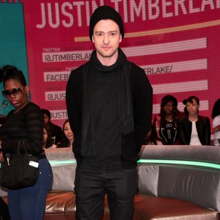 Justin Timberlake Appears on BET's 106 and Park