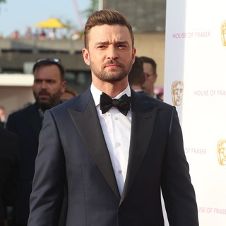 Justin Timberlake - The British Academy Television Awards 2016 - Arrivals