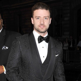 Justin Timberlake - GQ Men of The Year Awards 2013 - Arrivals