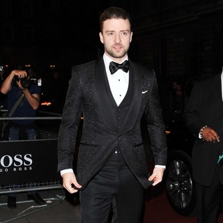 Justin Timberlake in GQ Men of The Year Awards 2013 - Arrivals