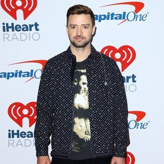Justin Timberlake in iHeartradio Music Festival Las Vegas 2018 - Day 2