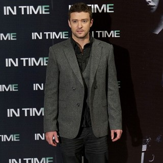 Justin Timberlake - The In Time Photocall