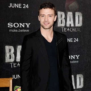 Justin Timberlake in World Premiere of Bad Teacher - Arrivals