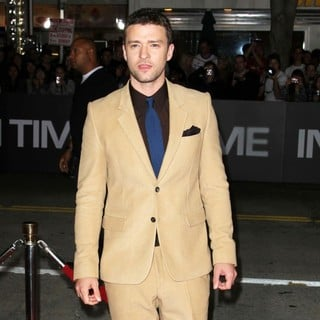 Justin Timberlake in The Premiere of In Time - Arrivals