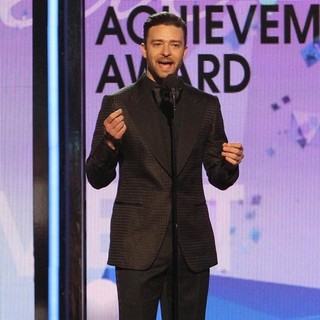 Justin Timberlake in The 2013 BET Awards - Inside