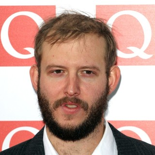 Bon Iver in The Q Awards 2011 - Arrivals - justin-vernon-q-awards-2011-01