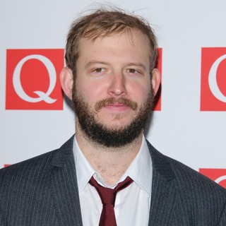 Bon Iver in The Q Awards 2011 - Arrivals - justin-vernon-q-awards-2011-03