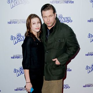 Stephen Baldwin - Premiere of Justin Bieber: Never Say Never