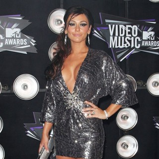 JWoww in 2011 MTV Video Music Awards - Arrivals
