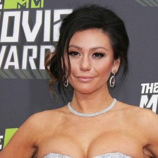 JWoww in 2013 MTV Movie Awards - Arrivals