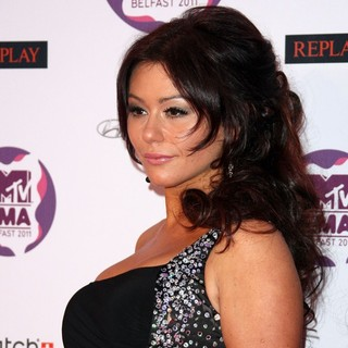 JWoww in The MTV Europe Music Awards 2011 (EMAs) - Arrivals