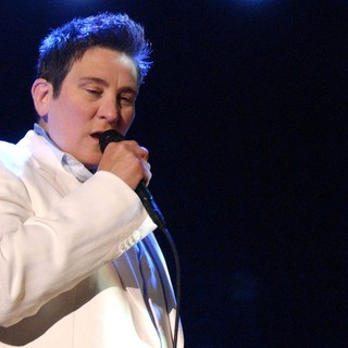 k.d. lang in k.d. lang in Concert on Her Watershed Tour