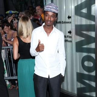 K'naan in New York Premiere of Cosmopolis - Arrivals