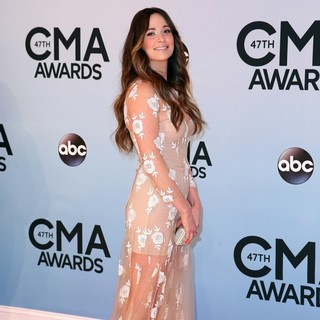 Kacey Musgraves in 47th Annual CMA Awards - Red Carpet