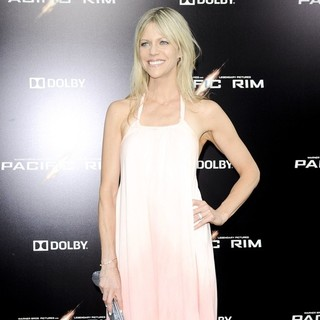 Kaitlin Olson in Los Angeles Premiere of Pacific Rim