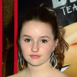 Kaitlyn Dever in World Premiere of Bad Teacher - Arrivals