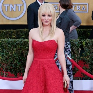 Kaley Cuoco in 19th Annual Screen Actors Guild Awards - Arrivals