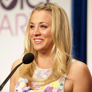 Kaley Cuoco in The 2013 People's Choice Awards Nominee Announcements