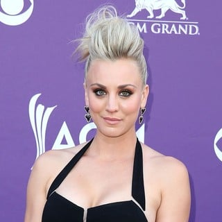 Kaley Cuoco in 48th Annual ACM Awards - Arrivals
