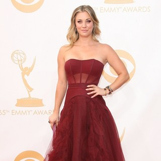 Kaley Cuoco in 65th Annual Primetime Emmy Awards - Arrivals