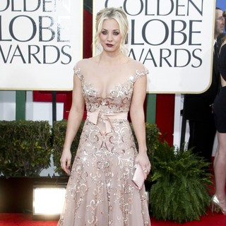 Kaley Cuoco in 70th Annual Golden Globe Awards - Arrivals