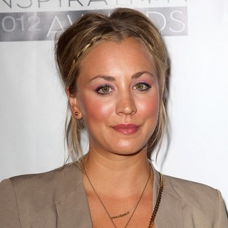 Kaley Cuoco in Step Up Women's Network 9h Annual Inspiration Awards Luncheon