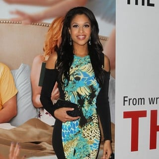 Kali Hawk in This Is 40 - Los Angeles Premiere - Arrivals