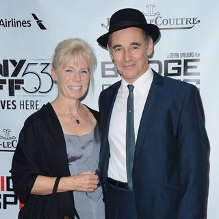 53rd New York Film Festival - Bridge of Spies - Red Carpet Arrivals