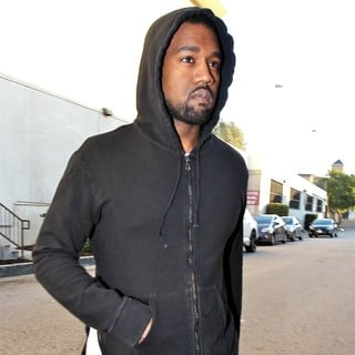 Kanye West in Kanye West Is Seen After A Gym Workout