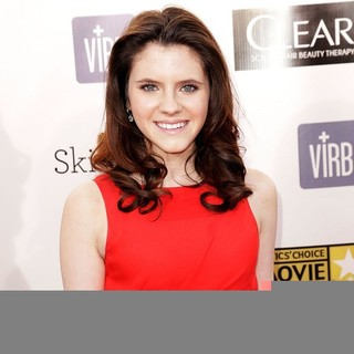 Kara Hayward in 18th Annual Critics' Choice Movie Awards