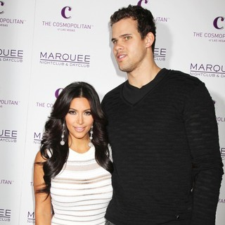 Kim Kardashian, Kris Humphries in Kim Kardashian Celebrates Her birthday
