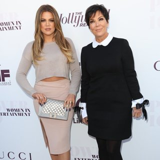 Kris Jenner in The Hollywood Reporter's 23rd Annual Women in Entertainment Breakfast - Arrivals - kardashian-jenner-23rd-annual-women-in-entertainment-breakfast-01
