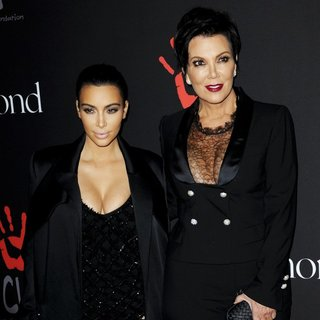 Kris Jenner in Rihanna's First Annual Diamond Ball Benefitting The Clara Lionel Foundation - kardashian-jenner-first-annual-diamond-ball-01