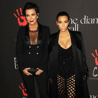 Kris Jenner in Rihanna's First Annual Diamond Ball Benefitting The Clara Lionel Foundation - kardashian-jenner-first-annual-diamond-ball-02