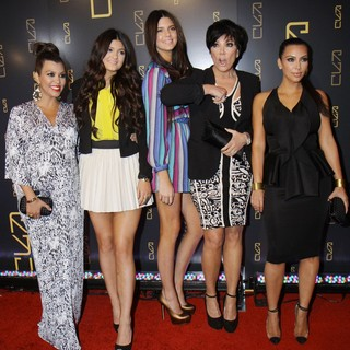 Kourtney Kardashian in The RYU Restaurant Grand Opening - kardashian-jenner-ryu-restaurant-grand-opening-01