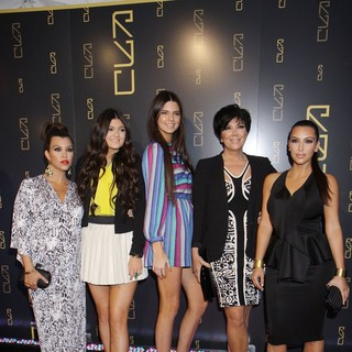 Kourtney Kardashian in The RYU Restaurant Grand Opening - kardashian-jenner-ryu-restaurant-grand-opening-02