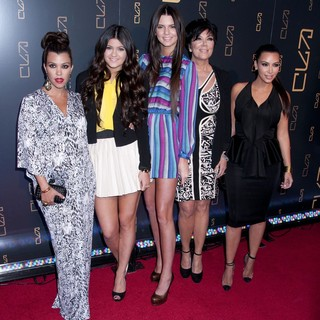 Kourtney Kardashian in The RYU Restaurant Grand Opening - kardashian-jenner-ryu-restaurant-grand-opening-03
