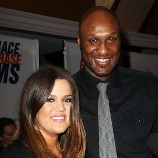 Khloe Kardashian, Lamar Odom in 19th Annual Race to Erase MS