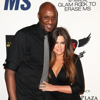 Lamar Odom in 19th Annual Race to Erase MS - kardashian-odom-19th-annual-race-to-erase-ms-03