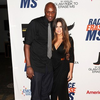 Lamar Odom, Khloe Kardashian in 19th Annual Race to Erase MS