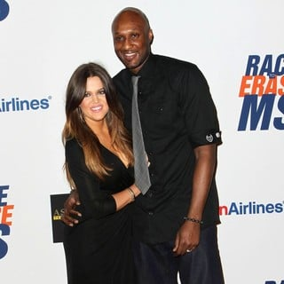 Lamar Odom in 19th Annual Race to Erase MS - kardashian-odom-19th-annual-race-to-erase-ms-05