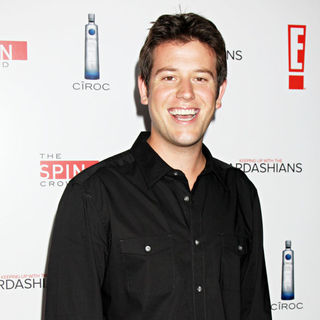 "Ben Lyons in The ""Keeping Up with the Kardashians"" Season 5 Premiere Party"