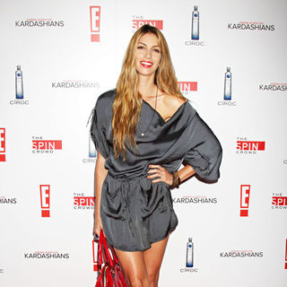 "Dawn Olivieri in The ""Keeping Up with the Kardashians"" Season 5 Premiere Party"