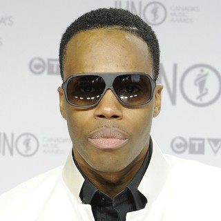 Kardinal Offishall in 2012 JUNO Awards - Arrivals